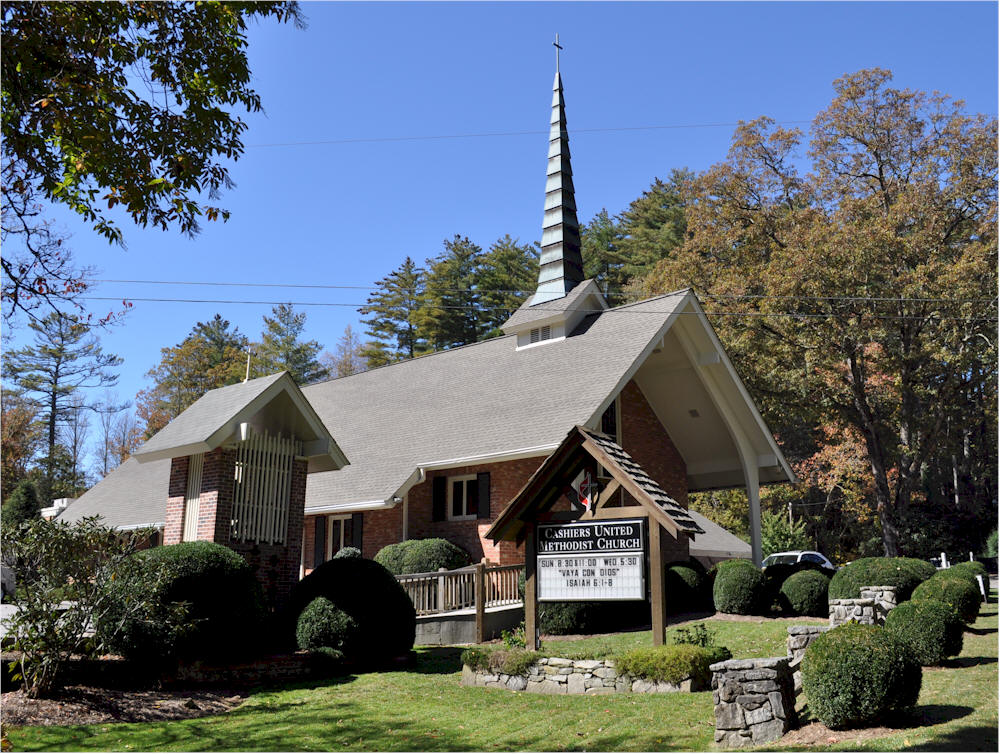 Churches Highlands Nc