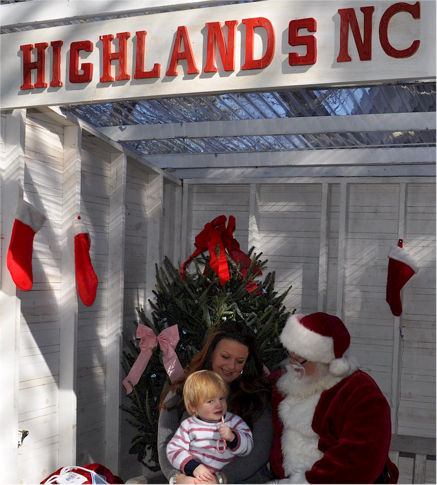HIGHLANDS NC EVENTS